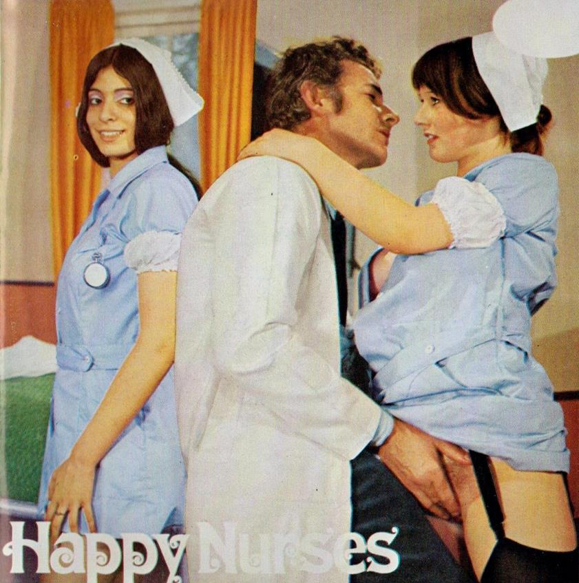 Kiss Film 16 - Happy Nurses