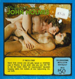 Playmate Presents John Holmes 1 - It Takes A Thief