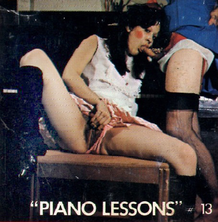 Sex Fantasies 13 - Piano Lessons