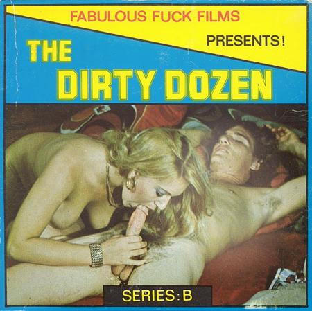 The Dirty Dozen 12 - Sexy Slut