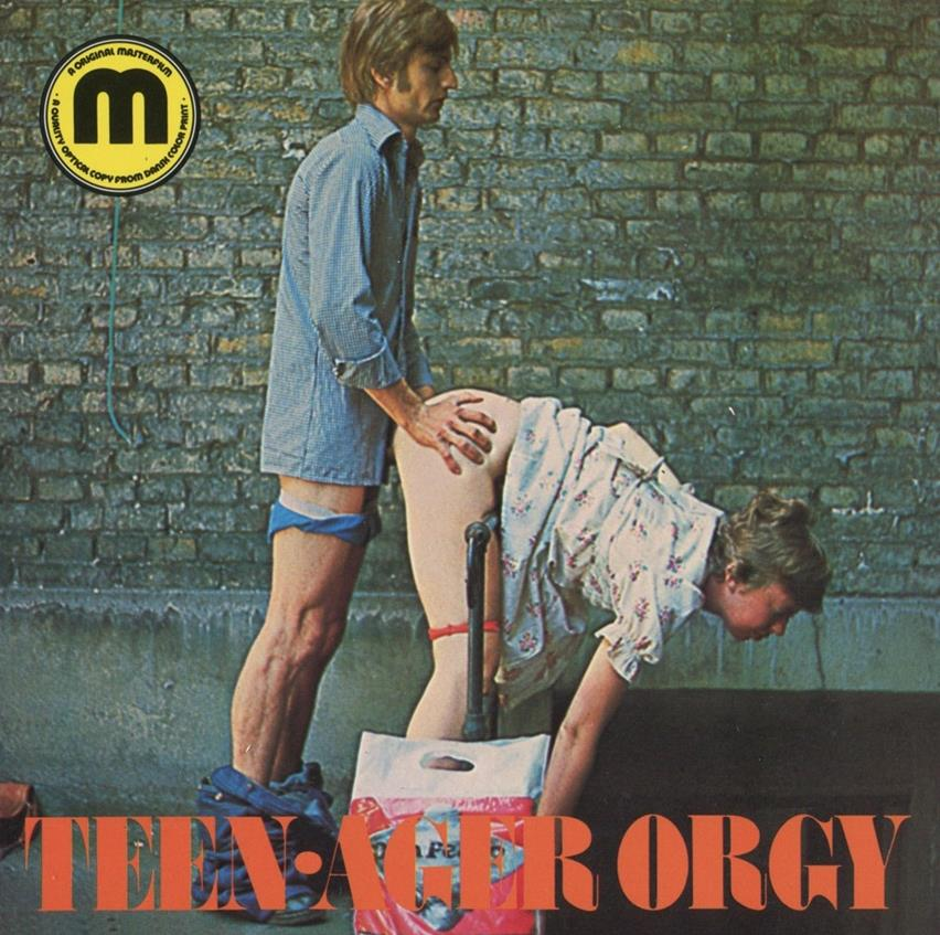 Master Film 1766 – Teen-Ager Orgy