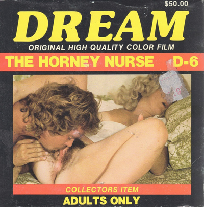 Dream 6 - The Horny Nurse