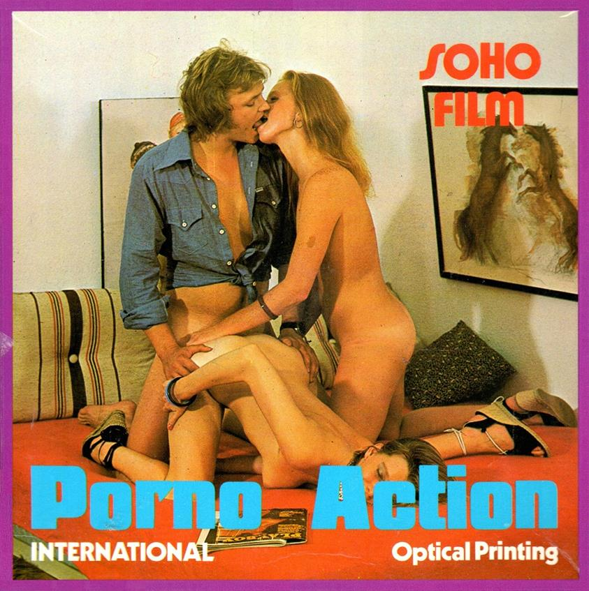 Soho Film 1503 - Porno Action