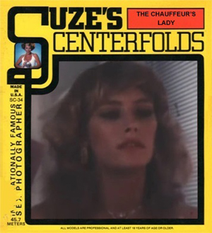 Suze's Centerfolds 38 - The Chauffeur's Lady