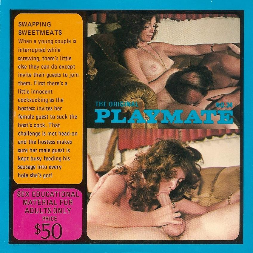 Playmate Film 34 - Swapping Sweet Meats