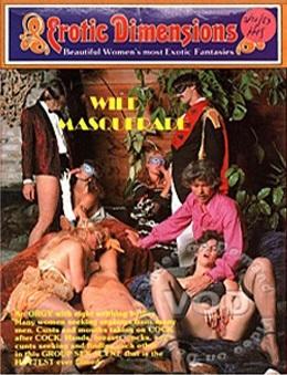 Erotic Dimensions 117 - Wild Masquerade