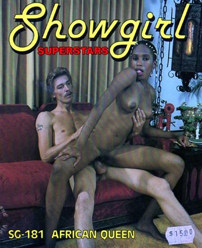 Showgirl 181 - African Queen