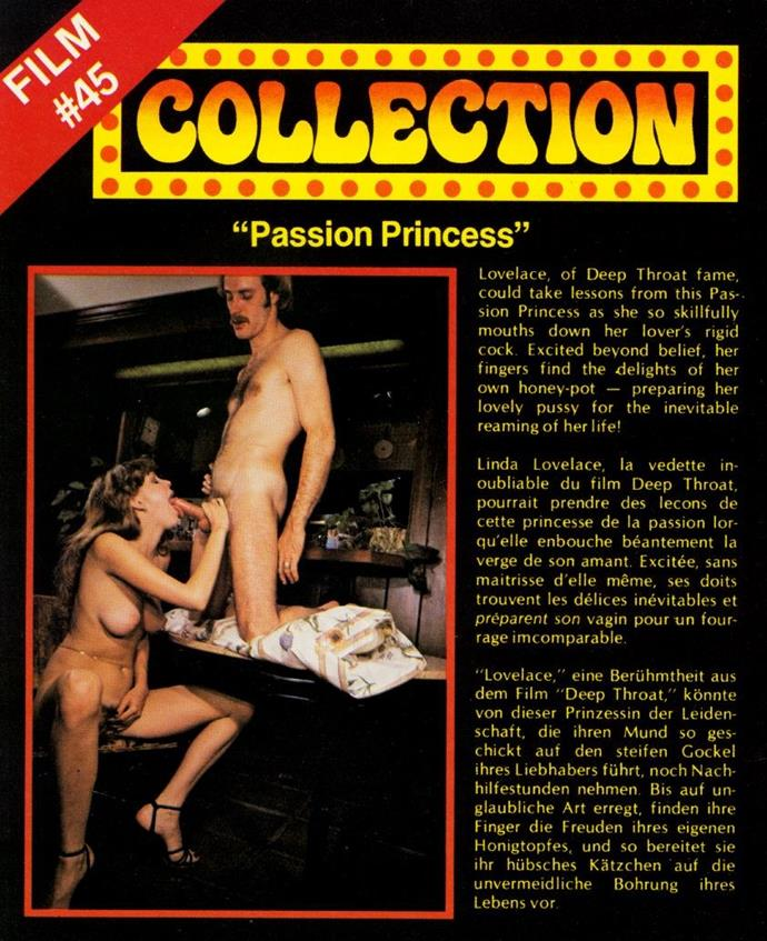 Collection Film 45 - Passion Princess