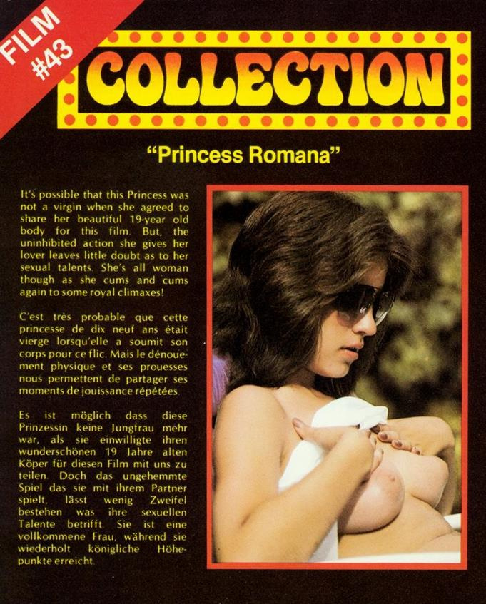 Collection Film 43 - Princess Romana