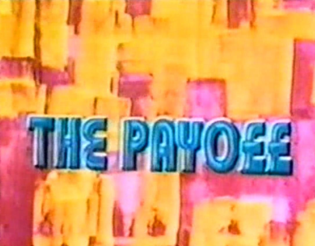 Karl Ordinez - The Payoff