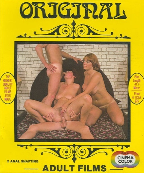 Original Adult Films 2 - Anal Shafting
