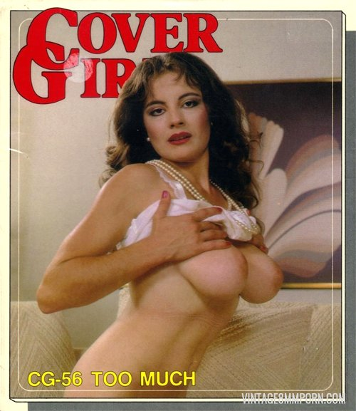Cover Girl 56 - Too Much