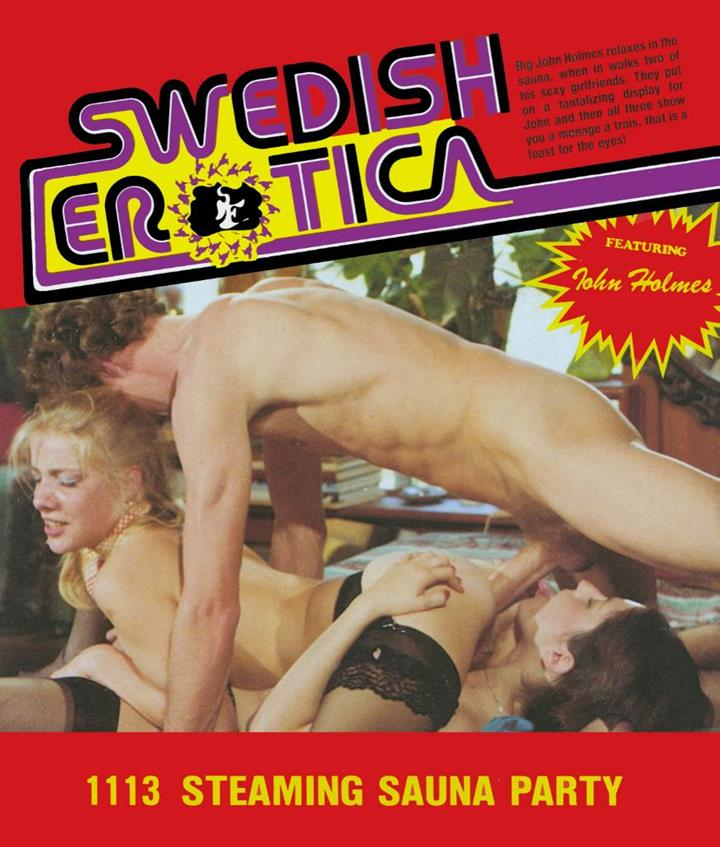 Swedish Erotica 1113 - Steaming Sauna Party