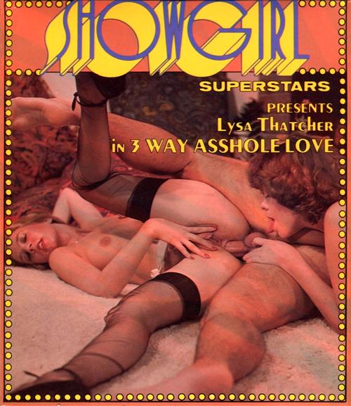 Showgirl 130 - 3 Way Asshole Love