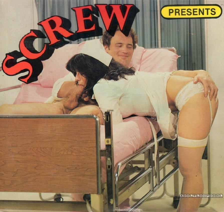 Screw 61 - Hot-Assed Nurse