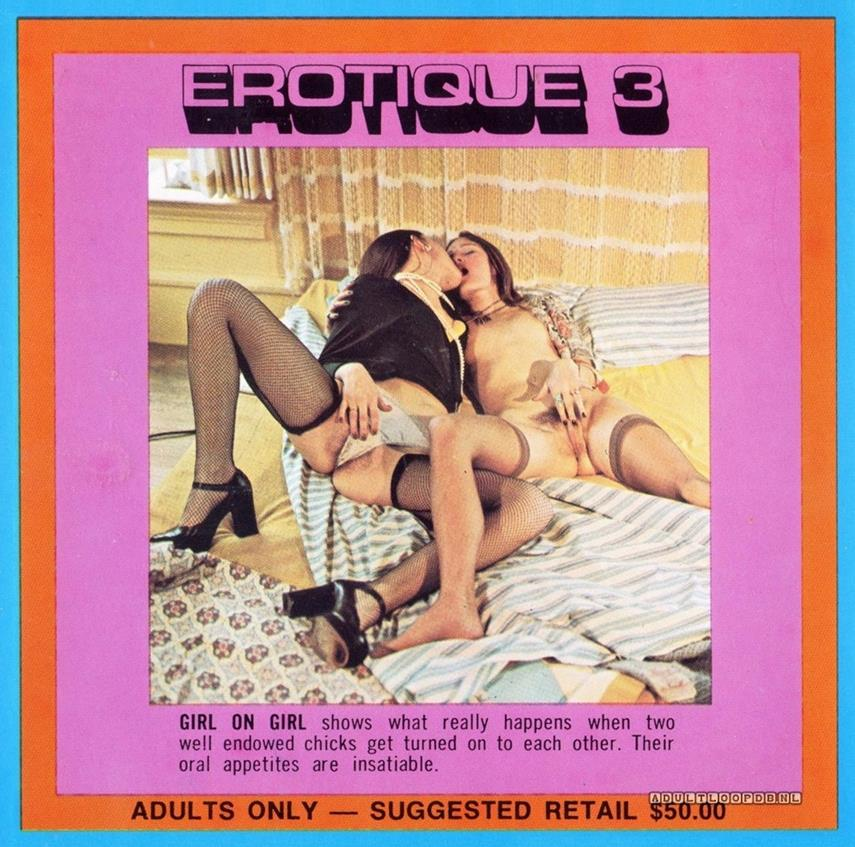 Erotique 3 - Girl on Girl