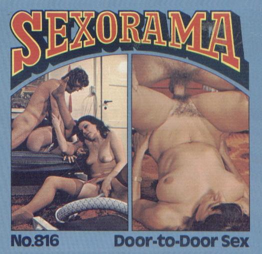 Sexorama 816 – Door to Door Sex