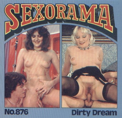 Sexorama 876 – Dirty Dream