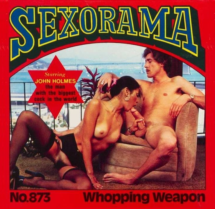 Sexorama 873 – Whopping Weapon