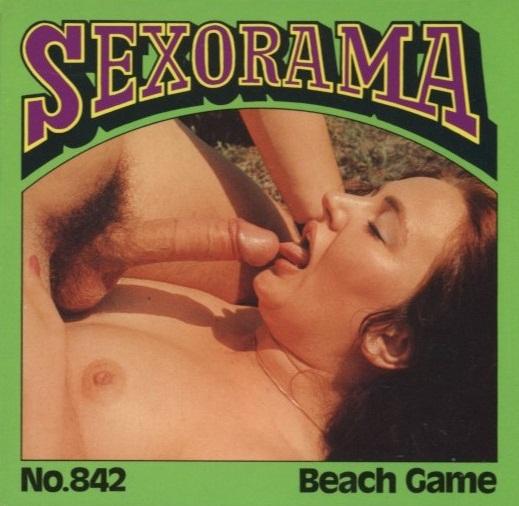 Sexorama 842 – Beach Game