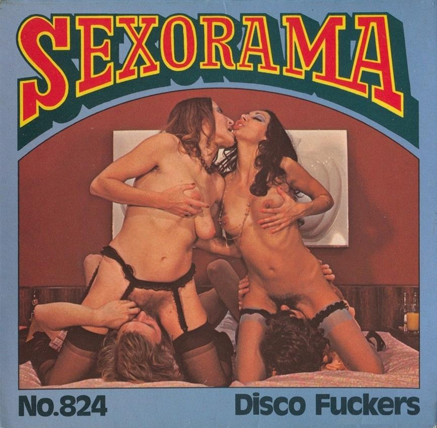 Sexorama 824 – Disco Fuckers