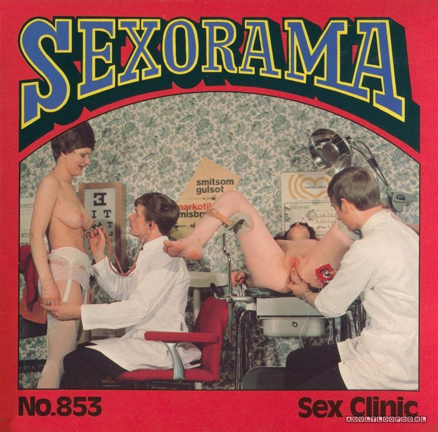 Sexorama 853 – Sex Clinic