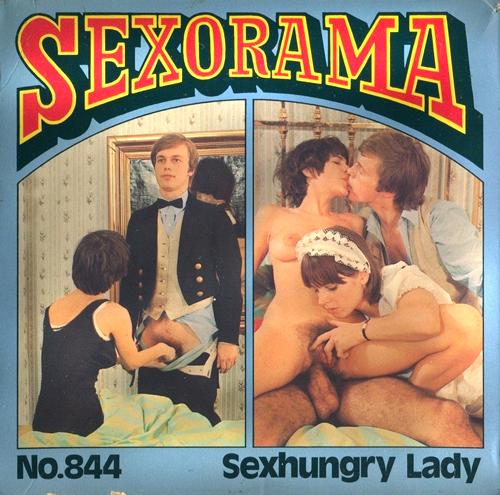 Sexorama 844 – Sex Hungry Lady