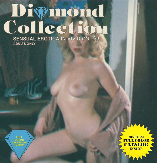 Diamond Collection 269 - Bra Salesman
