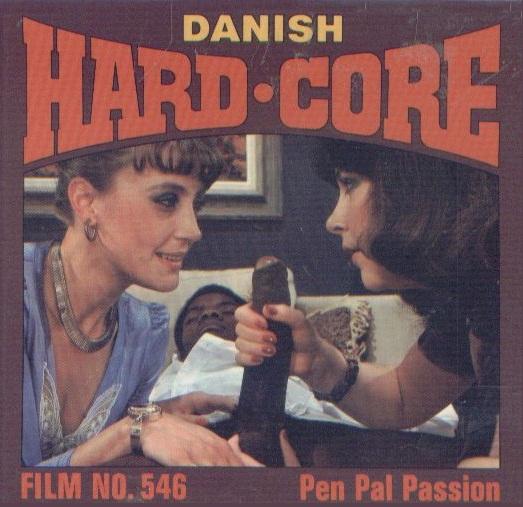 Danish Hardcore 546 Penpal Passion Vintage Erotica