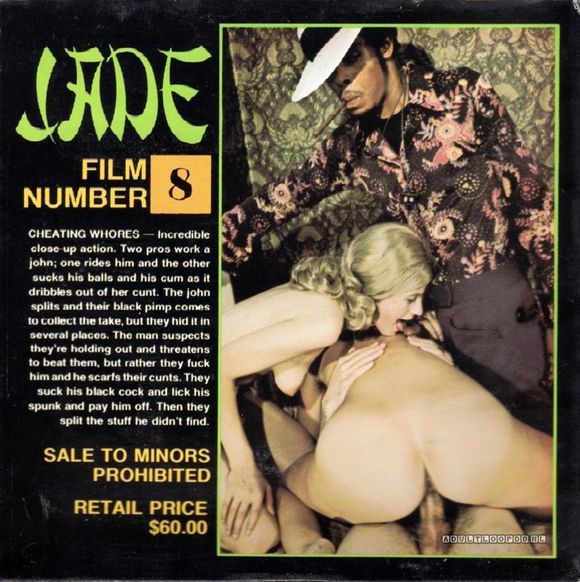 Jade Film 8 - Cheating Whores