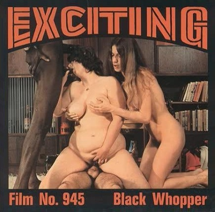 Exciting Film 945 – Black Whopper
