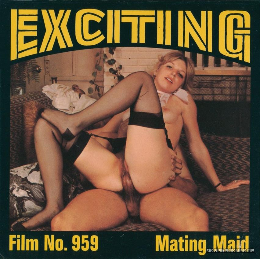 Exciting Film 959 – Mating Maid
