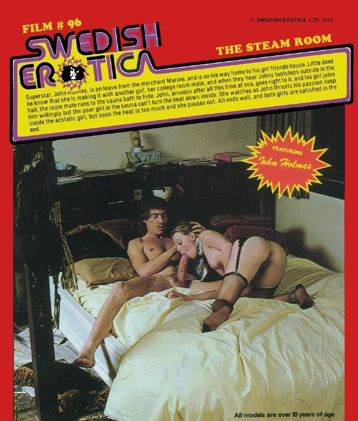 Swedish Erotica 96 - The Steam Room