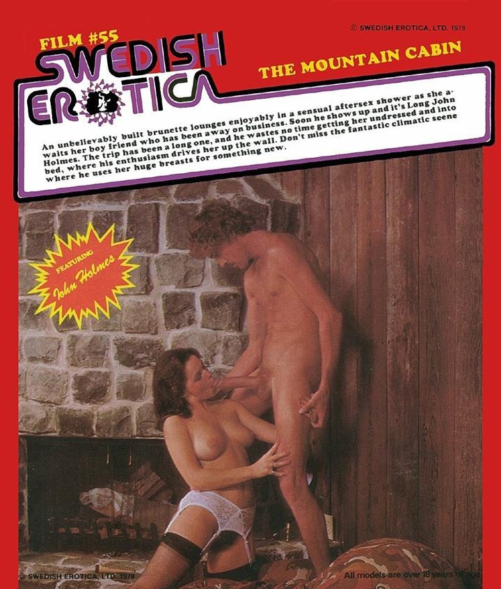 Swedish Erotica 55 - The Mountain Cabin
