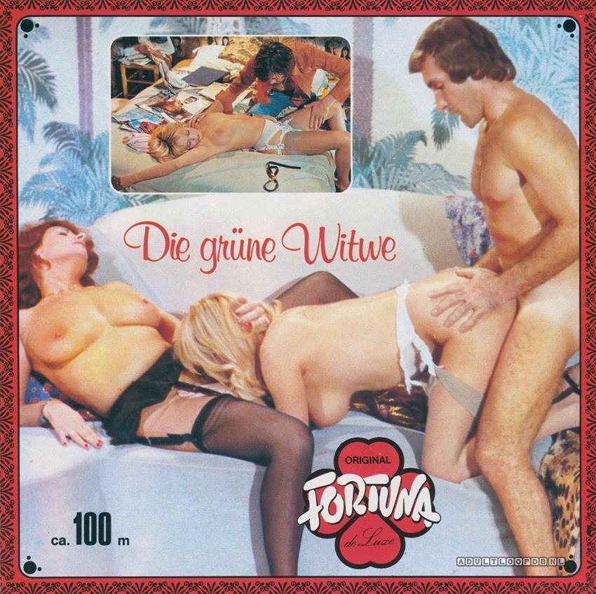 Tabu Film 323 – Die Grune Witwe