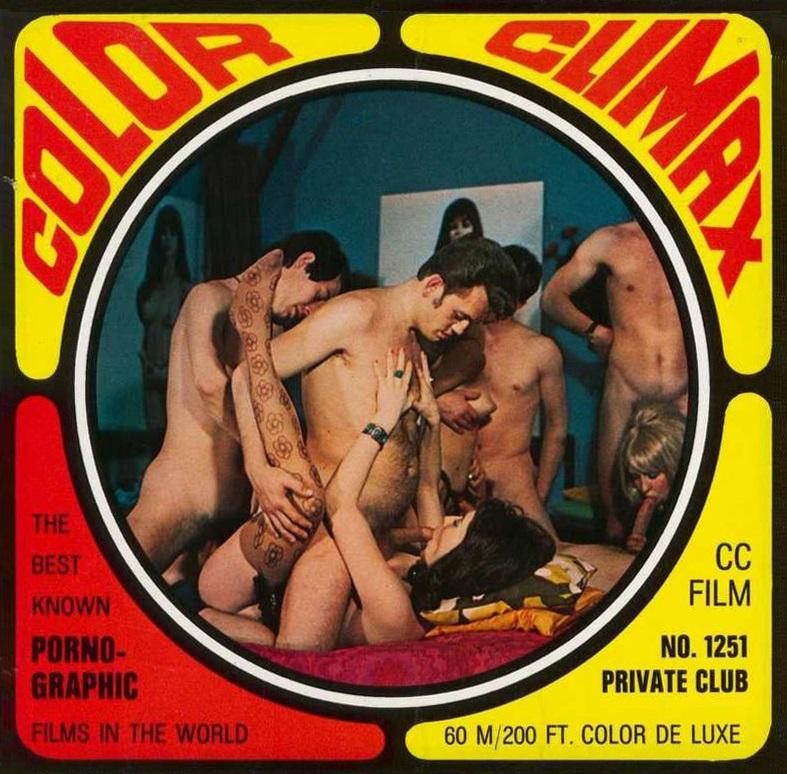 Color Climax Film 1251 – Private Club