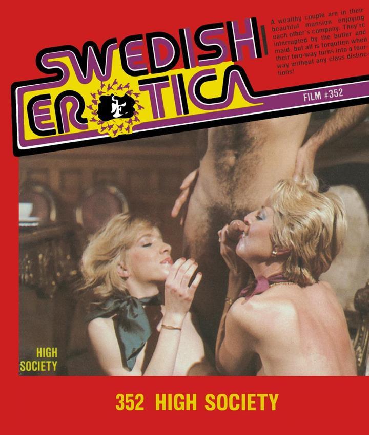 Swedish Erotica 352 – High Society
