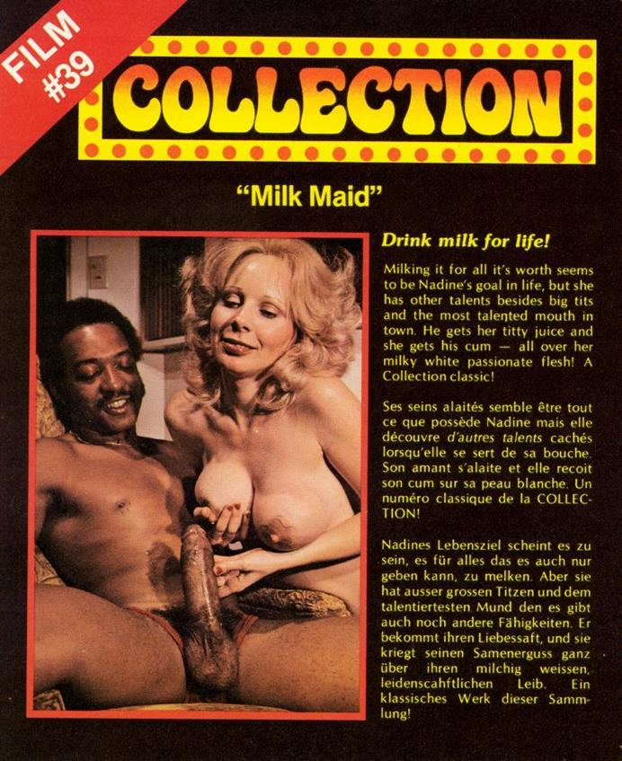 Collection Film 39 - Milk Maid (version 2)
