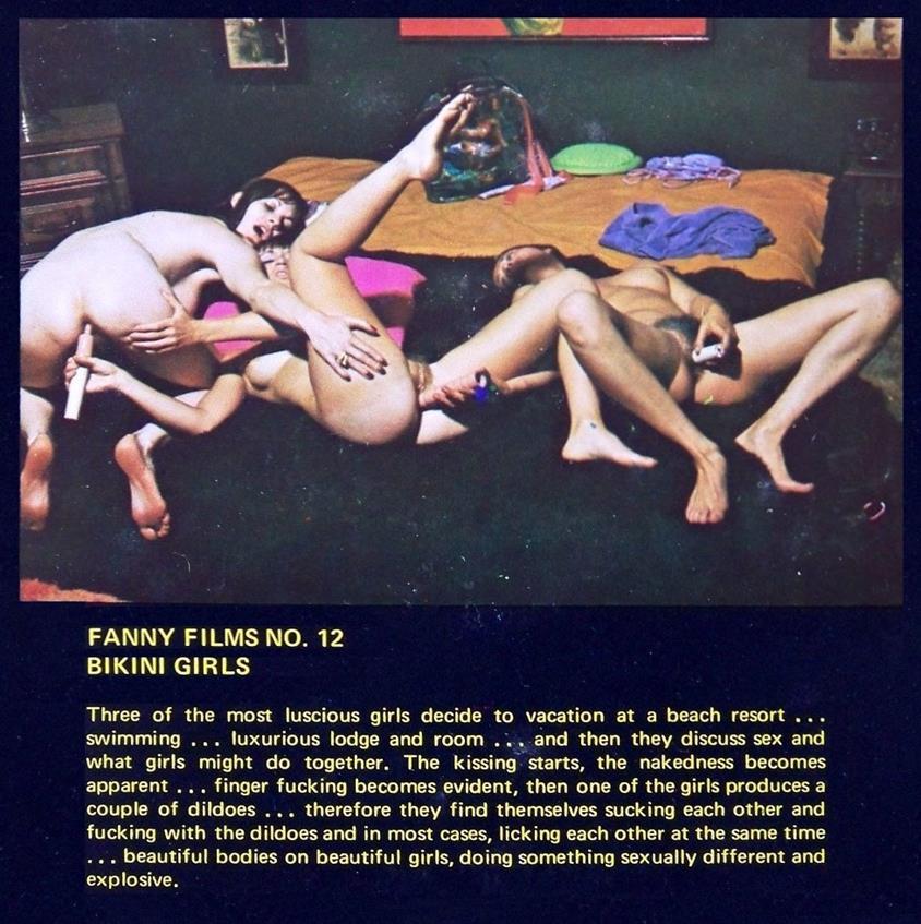 Fanny Films 12 - Bikini Girls