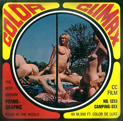 Color Climax Film 1253 - Camping-Sex (better quality)