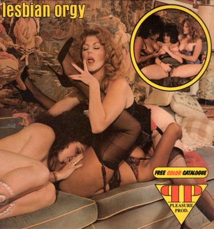 Pleasure Production 2100 - Lesbian Orgy