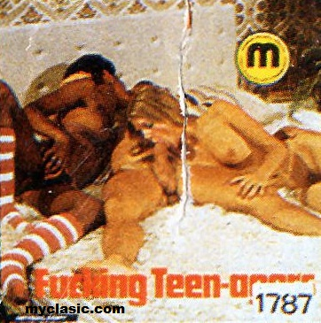 Master Film 1787 – Fucking Teen-Agers