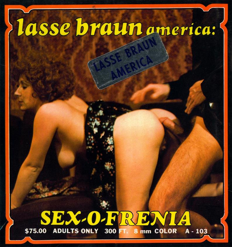 Lasse Braun Film A-103 – Sex-O-Frenia