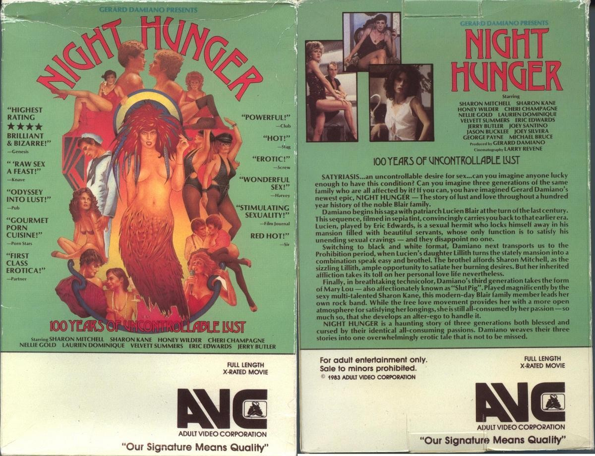 Night Hunger (1983)