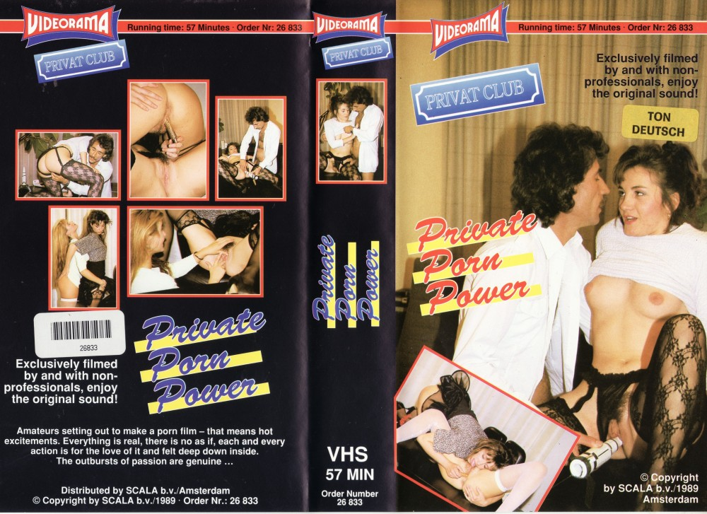 Private Porno Power (1989)