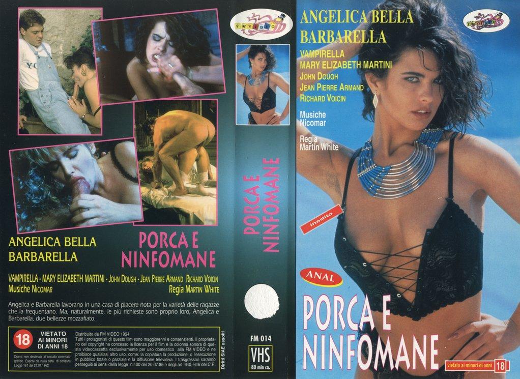 Porca E Ninfomane (1993)