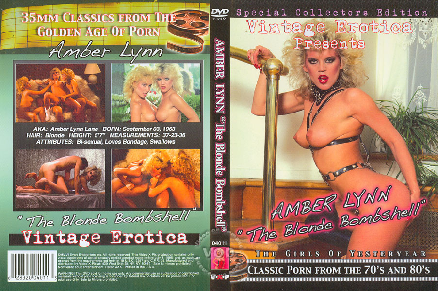 Amber Lynn - The Blonde Bombshell (1982)