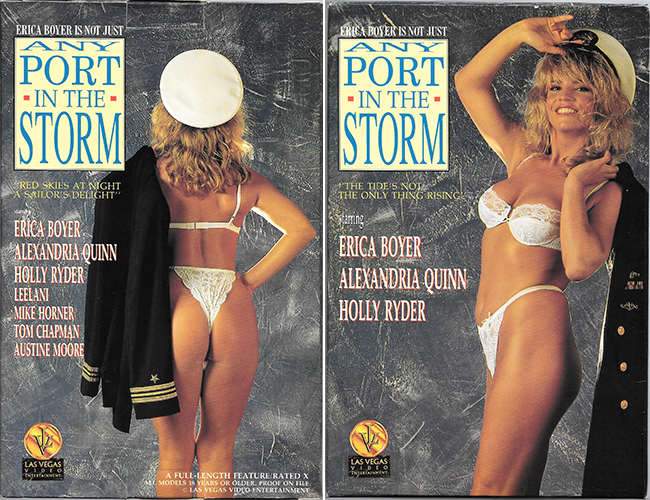 Any Port In A Storm (1991)