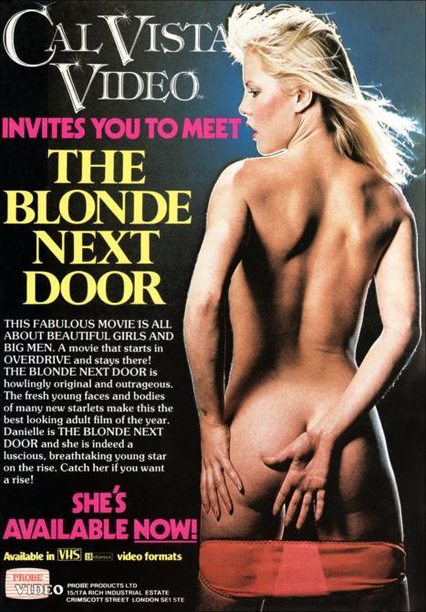 The Blonde Next Door