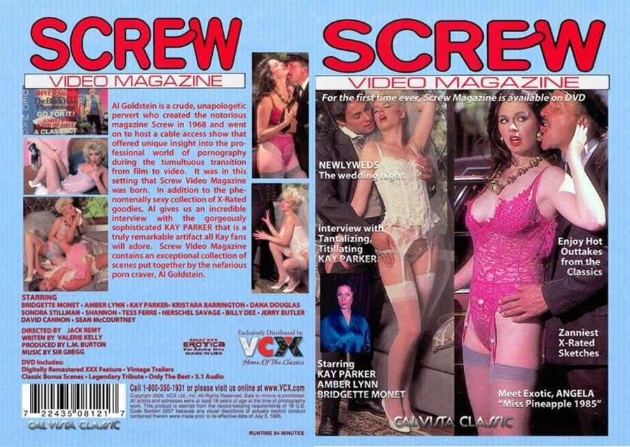 Screw Video Magazine